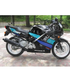 Honda CBR 600 F2 YEAR 1992 HRC VERSION DECALS