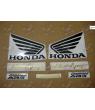 STICKERS SET HONDA CB600F HORNET YEAR 2012 YELLOW VERSION