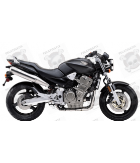 STICKERS SET HONDA CB900F HORNET YEAR 2007 TITANIUM GREY VERSION