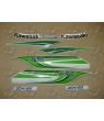 STICKER SET KAWASAKI ZX-6R YEAR 2011 GREEN