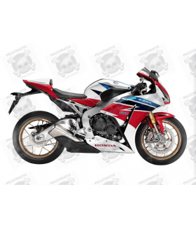 STICKERS HONDA CBR 1000RR 2014 HRC VERSION EU
