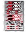Stickers decals HONDA XADV 750 ADVENTURE