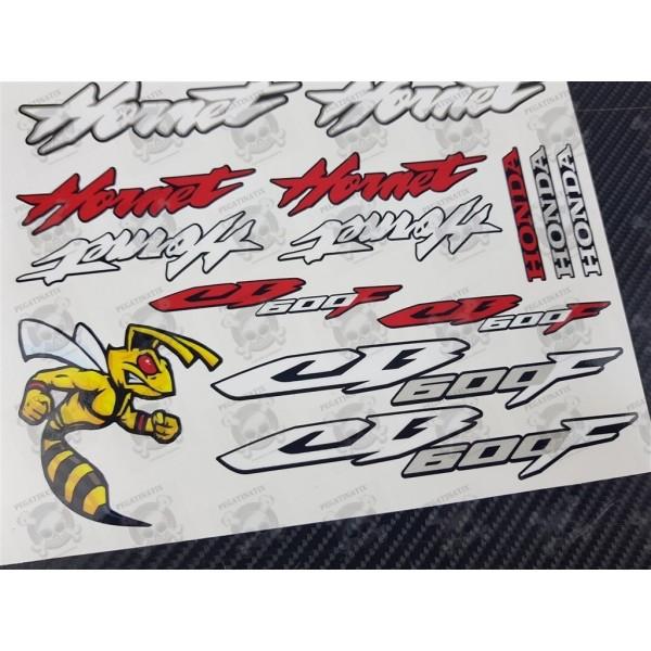 Stickers Decals Honda Hornet