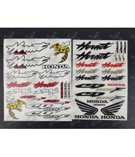Stickers decals HONDA HORNET