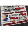 Stickers decals HONDA CBR1000 RR