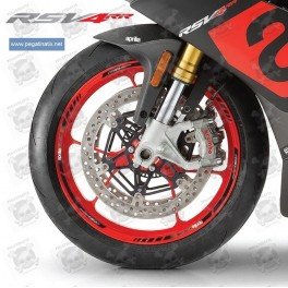 Stickers decals APRILIA RSV4RR