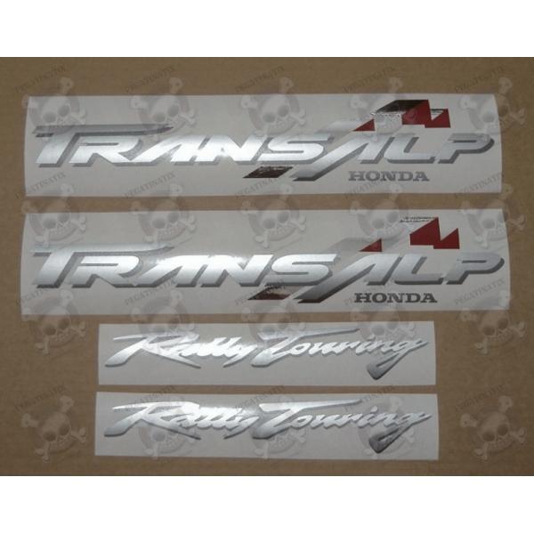 Aufkleber Honda Xl 650v Transalp