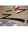 Honda CBR 954RR 2003 - BLACK RED VERSION DECALS