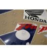 Honda CBR 954RR 2003 WHITE DARK BLUE