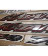 Stickers Suzuki KATANA GSX F750 YEAR 2002 BLACK VERSION US