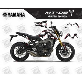 Stickers YAMAHA MT-09 2014-2016 WINTER