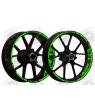 wheel stickers rims HONDA NSR125