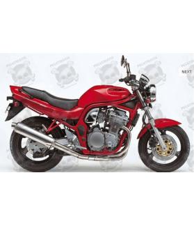 Stickers Suzuki Bandit 600N 1995