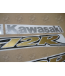 STICKERS KIT KAWASAKI ZX-12R YEAR 2004 BLUE