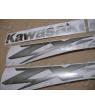 STICKERS KIT KAWASAKI ZX-12R YEAR 2005 SILVER