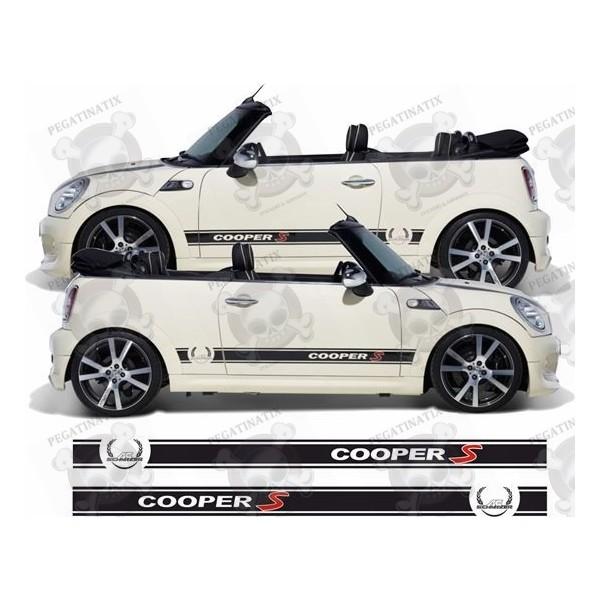 Aufkleber Mini Cooper
