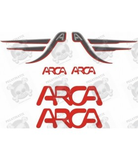 Adhesivo caravana ARCA