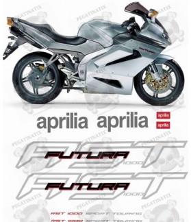 Stickers APRILIA RST 1000 FUTURA YEAR 2001-2004