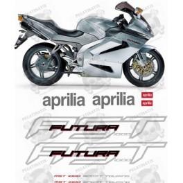 Stickers APRILIA SRT 1000 FUTURA YEAR 2001-2004
