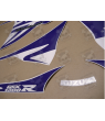 STICKERS SUZUKI HAYABUSA CUSTOM PURPLE YEAR 2010-2011