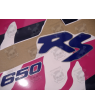 STICKERS SUZUKI DR-650 YEAR 1991