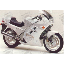 STICKERS HONDA VFR 750 YEAR 1989