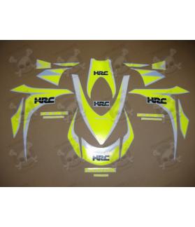 STICKERS Honda CBR 1000RR 2008-2011 HRC
