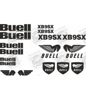 Stickers BUELL decals motorcycle