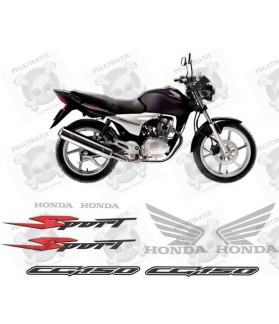 STICKER HONDA CG150 SPORT YEAR 2005-2008