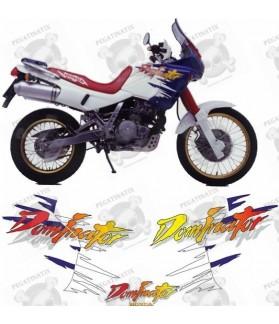 Stickers HONDA NX-650 DOMINATOR YEAR 1998