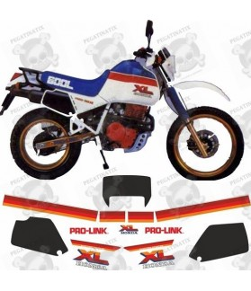 Stickers HONDA XL600 LM YEAR 1985-1989