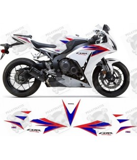 Stickers HONDA CBR 1000RR YEAR 2012-2016 HRC