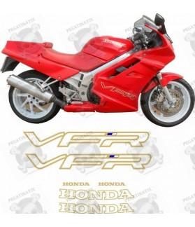 HONDA VFR 750 RC36 YEAR 1990-1993 STICKERS