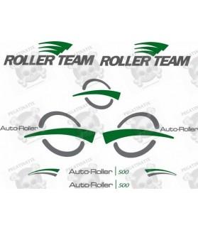 Caravan Auto Roller 500 stickers