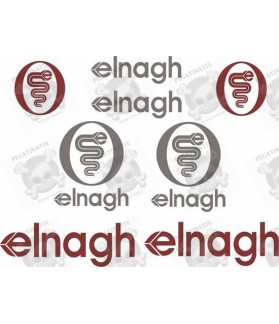 Caravan Elnagh panel Decals