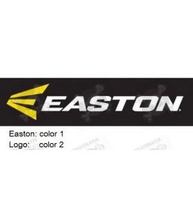 Stickers decals bike EASTON LOGO