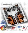 DECALS FOX 38 FACTORY EBIKE 2021 WP331