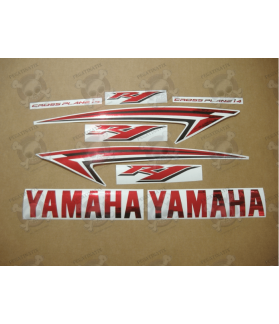 YAMAHA YZF-R1 2009-2012 STICKERS