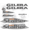 Stickers Gilera Stalker