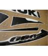 STICKER SUZUKI GSX-R 600 YEAR 2001-2003