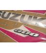 STICKER SUZUKI GSX-R 600 YEAR 2004-2005