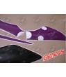 Stickers YAMAHA YZF-750R YEAR 1993 GRAY/BLACK/PURPLE