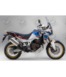 HONDA AFRICA TWIN YEAR 2018 WHITE/BLUE/RED STICKERS