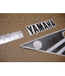 Yamaha FZR 1000 YEAR 1989 SILVER GREY STICKERS