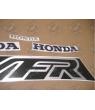 HONDA VFR 750 YEAR 1993 GREY/BLACK STICKERS