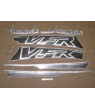 HONDA HONDA VFR 750 YEAR 1993 RED/SILVER STICKERS