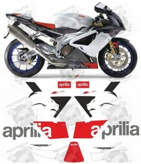 Stickers Aprilia RSV 1000R Factory 2006