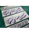 KAWASAKI GPZ 500S YEAR 1996 STICKERS