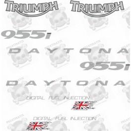 TRIUMPH Daytona 955i year 2002 STICKERS