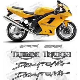TRIUMPH Daytona 955i YEAR 2005 STICKERS
